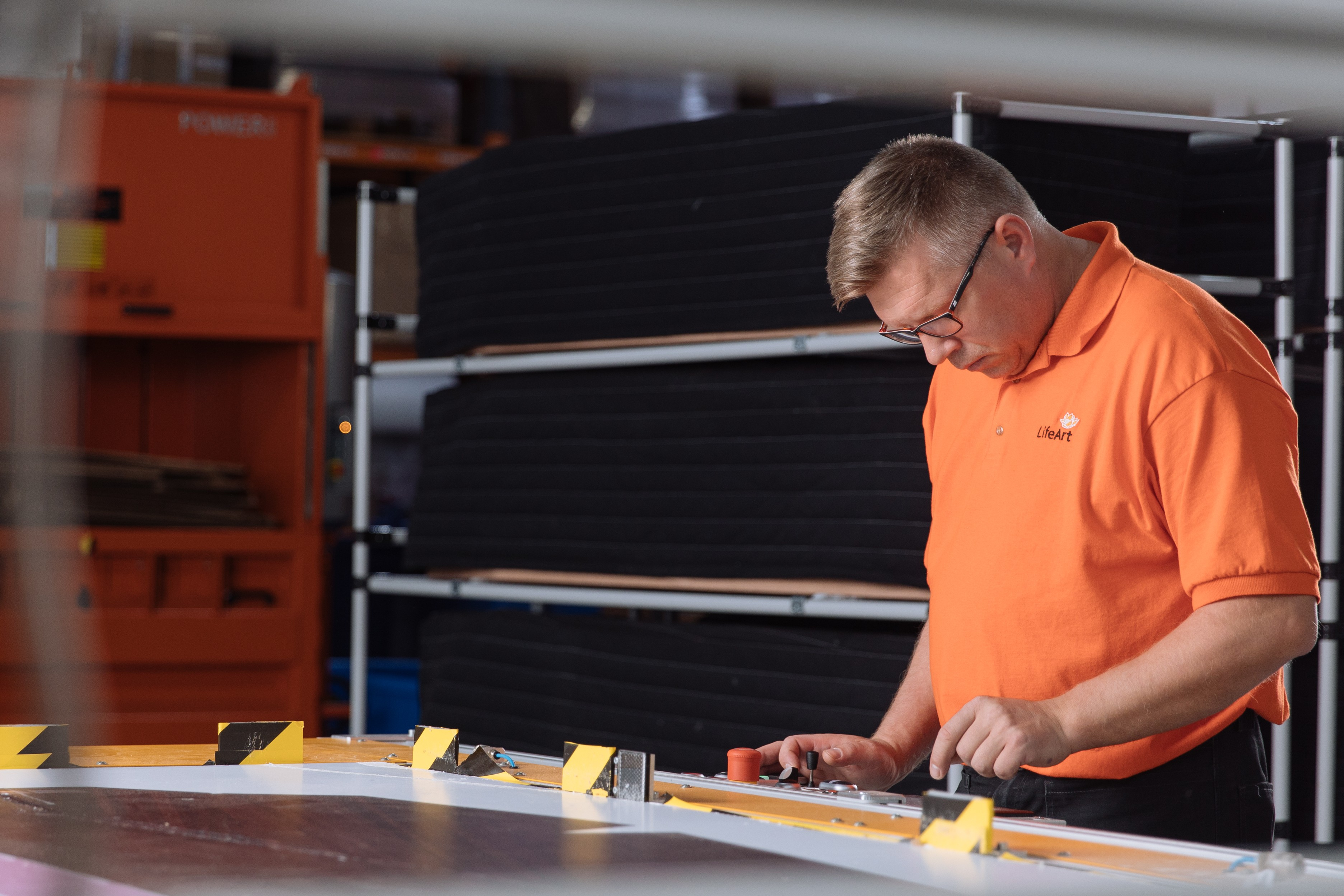 LifeArt: the future of coffin production